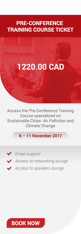 Pre-Conference Training Course Ticket