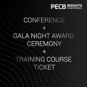 Conference + Gala Night Award Ceremony + Training Course Ticket
