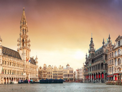 A Short Tourist Guide for Brussels